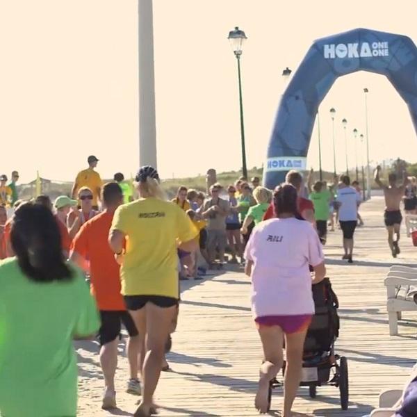 Tuna Run 200 - Overnight Relay Race from Raleigh to Atlantic Beach