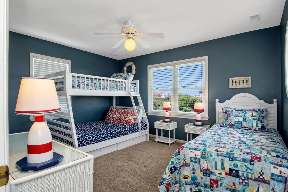 Turtle Reef - Bedroom