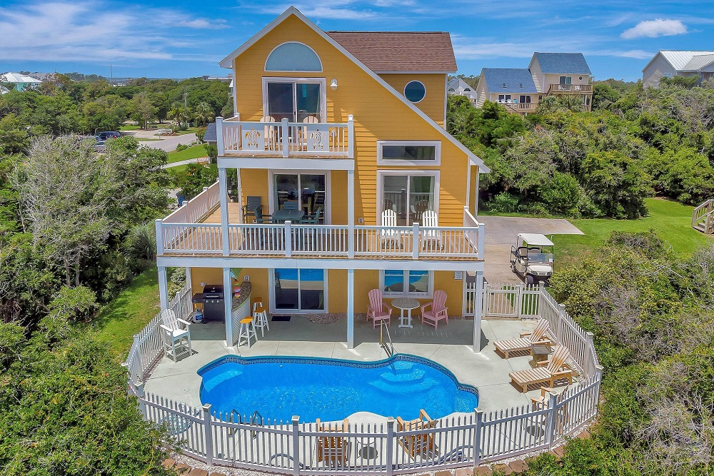 Turtle Reef - Emerald Isle Realty Featured Property of the Week