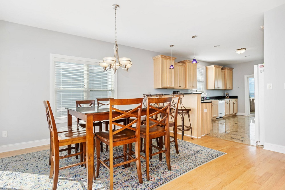 Unscheduled Time – Dining Area