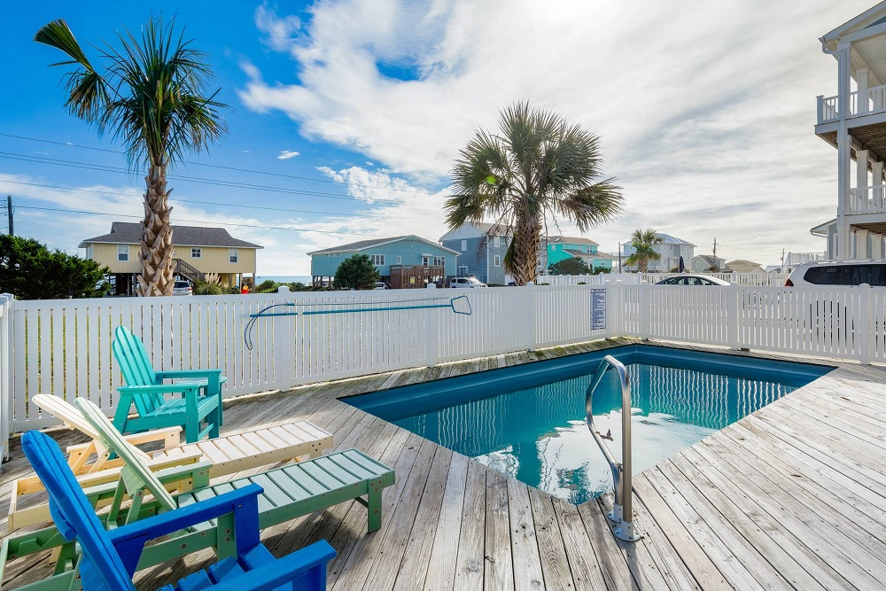 Unscheduled Time – Vacation Rental with Pool