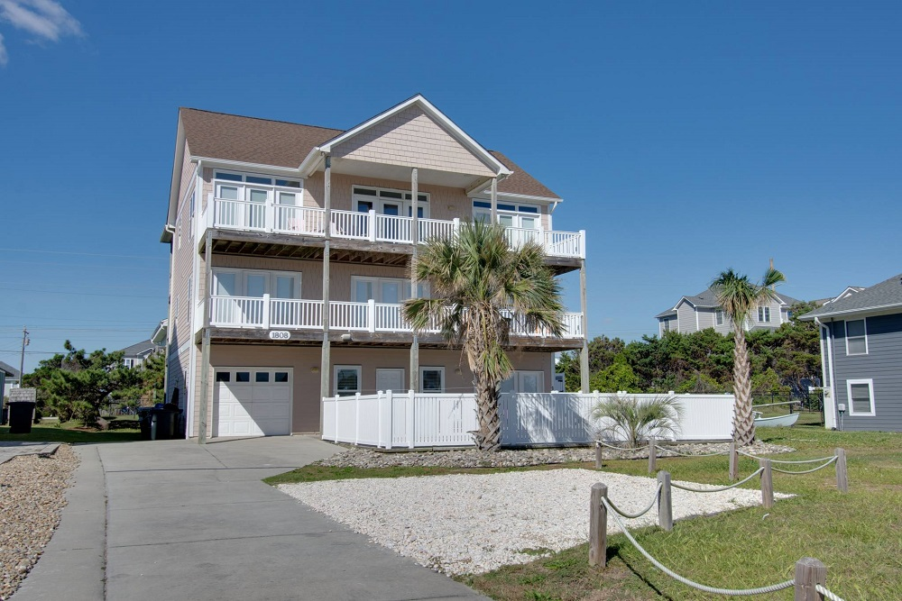Unscheduled Time – Emerald Isle 2nd Row Vacation Rental