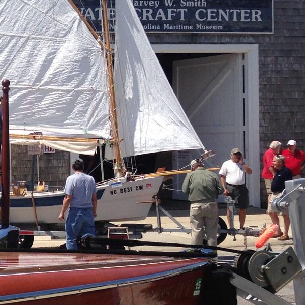 Beaufort Wooden Boat Show - Beaufort, NC