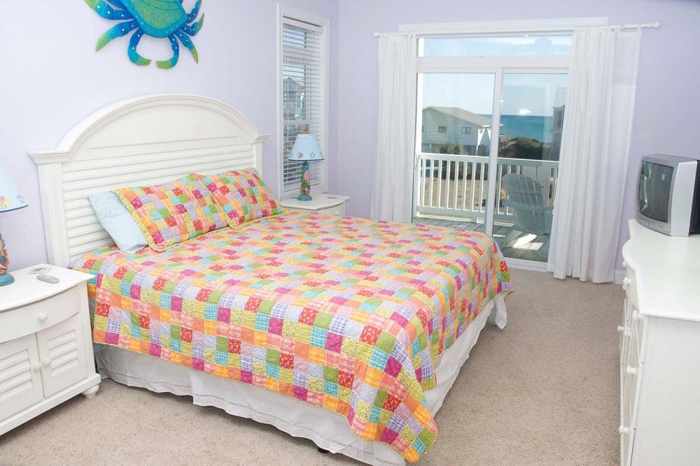 A Tropical Dream - Bedroom