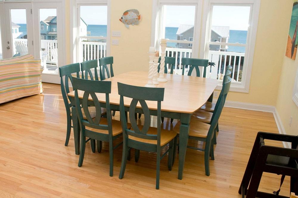 A Tropical Dream - Dining Room