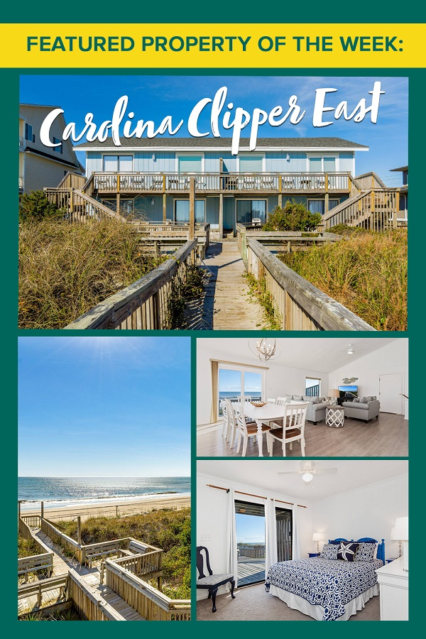 Carolina Clipper East - Emerald Isle Realty Featured Property of the Week