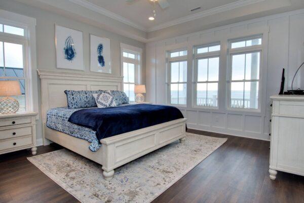 In the Bluff - Bedroom