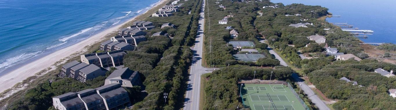 Ocean Grove Condo Rentals in Pine Knoll Shores, NC