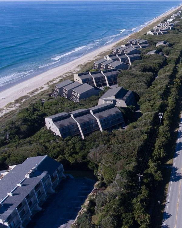 Ocean Grove Condos in Pine Knoll Shores, North Carolina