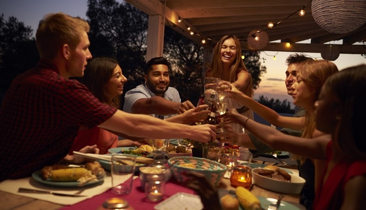 Dine Under the Stars at Your Vacation Rental - Bucket List Ideas for Emerald Isle Vacation