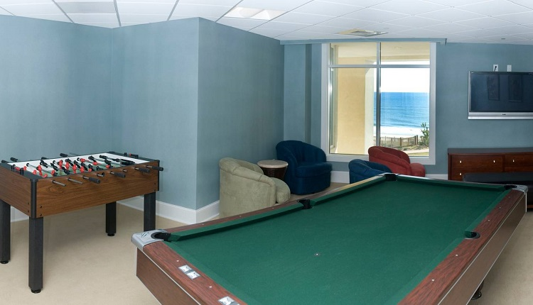 Grande Villas - Game Room