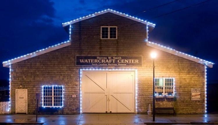 Wedding Receptions at Harvey Smith Watercraft Center