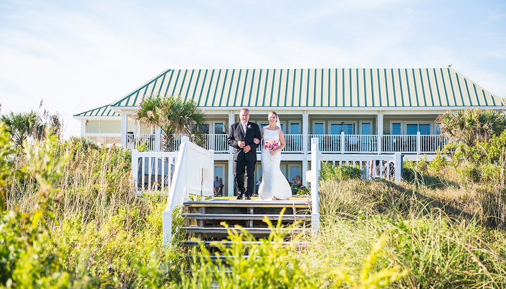 Wedding Receptions at Islander Hotel & Resort - Emerald Isle, NC