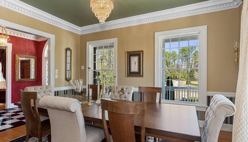 Southern Splendor - Dining Room