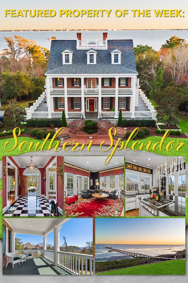 Southern Splendor - Emerald Isle Realty Featured Property of the Week