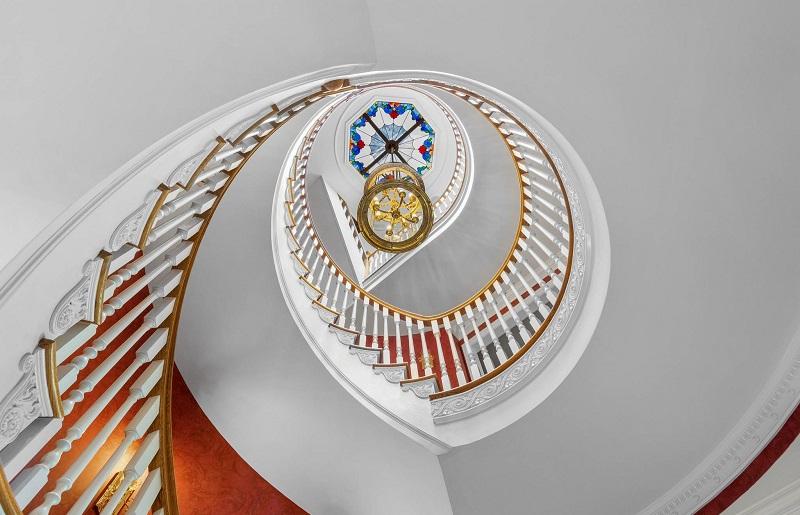 Southern Splendor - Staircase