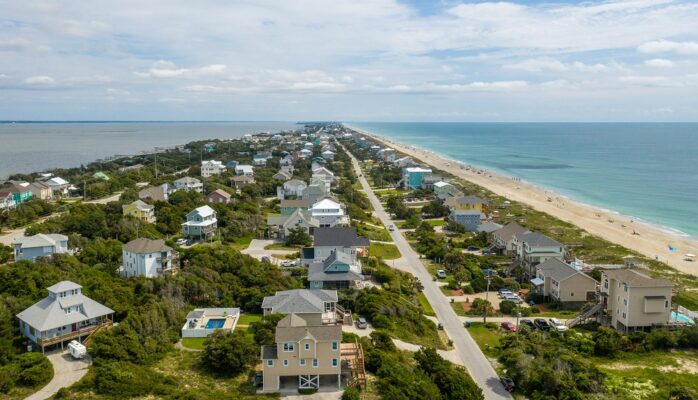 Coastal Real Estate in Emerald Isle, North Carolina