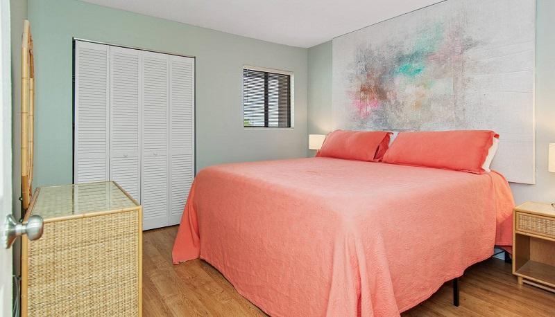 Sound of the Sea 215W – Bedroom