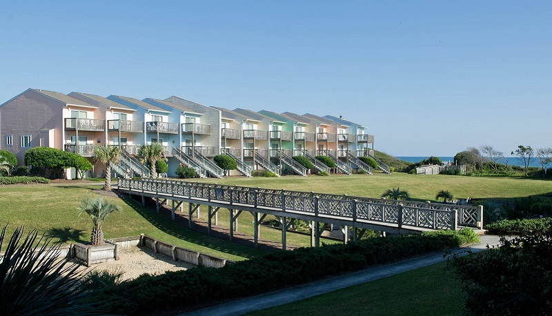 Sound of the Sea Condo Rentals in Emerald Isle