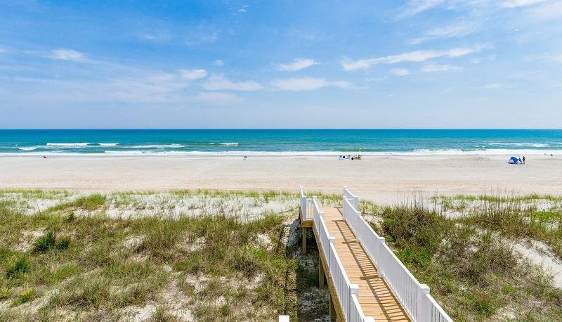 Daze Off - Beach Access