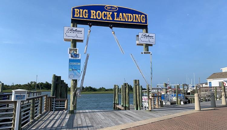 Big Rock Landing in Morehead City, NC