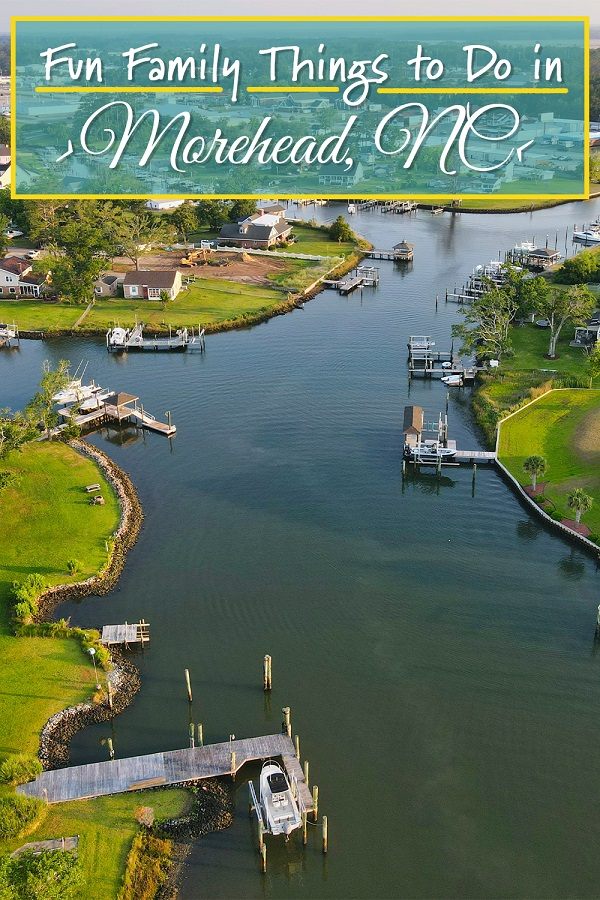 Fun Family Things to Do in Morehead City, NC