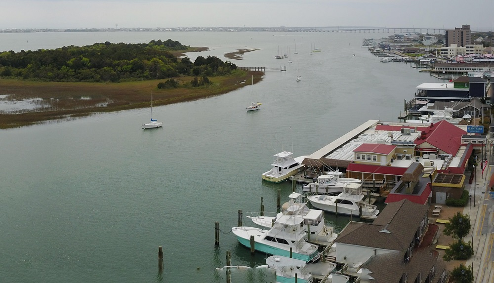 Stroll Along the Morehead City Waterfront
