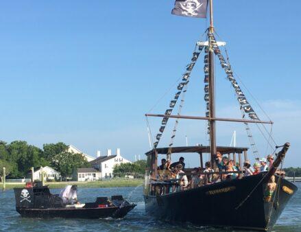 Beaufort Pirates Revenge – Pirate Treasure Cruise