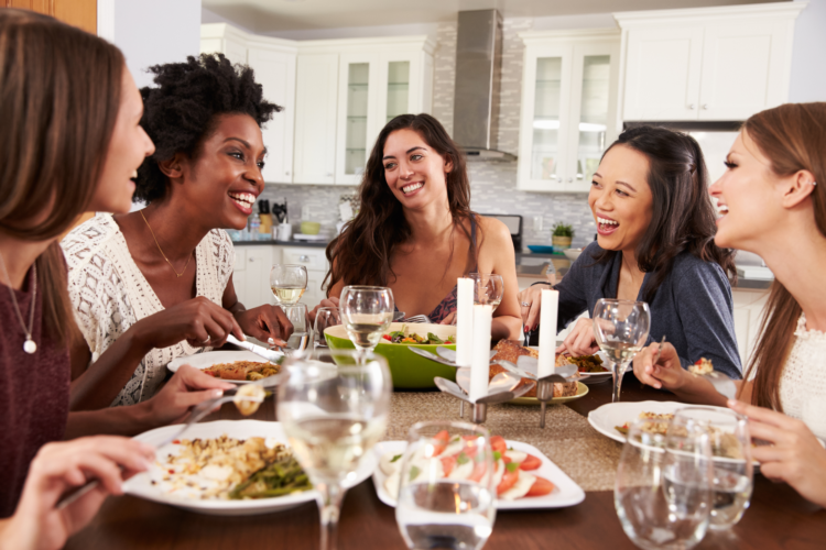 Cook up a fresh seafood dinner on your girls trip to Emerald Isle, NC