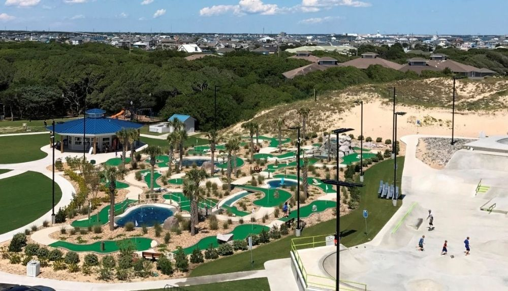 Atlantic Beach Town Park