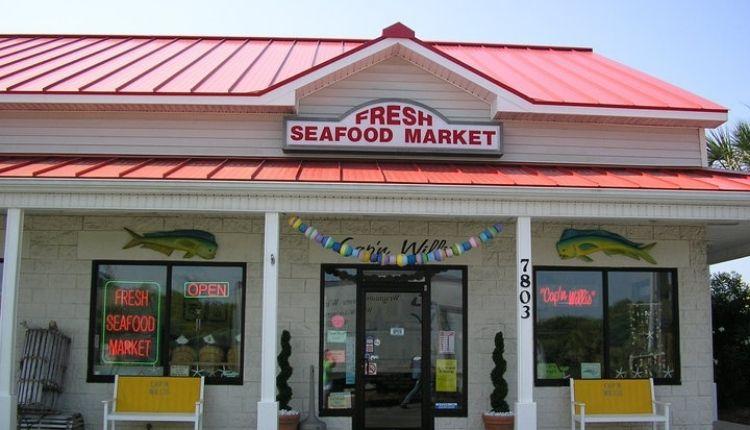 Cap'n Willis Seafood Market