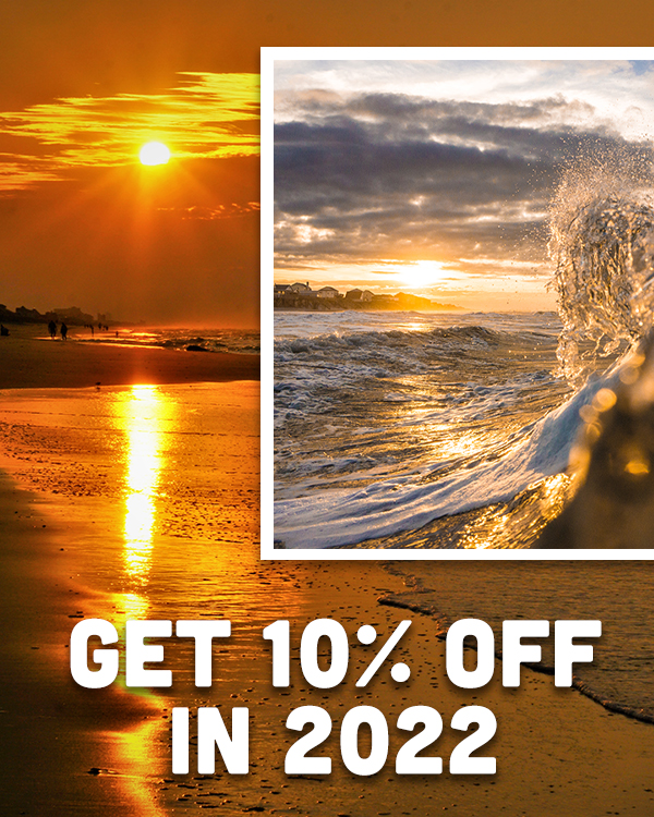 Get 10% off in 2022 - Emerald Isle Realty Vacation Rental Deals