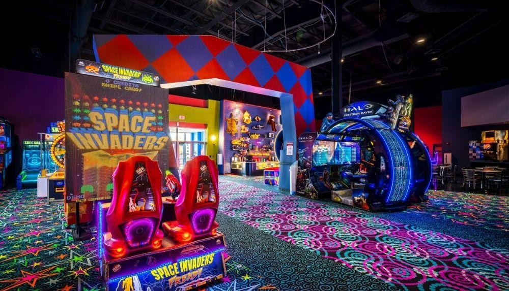 Mac Daddy's arcades