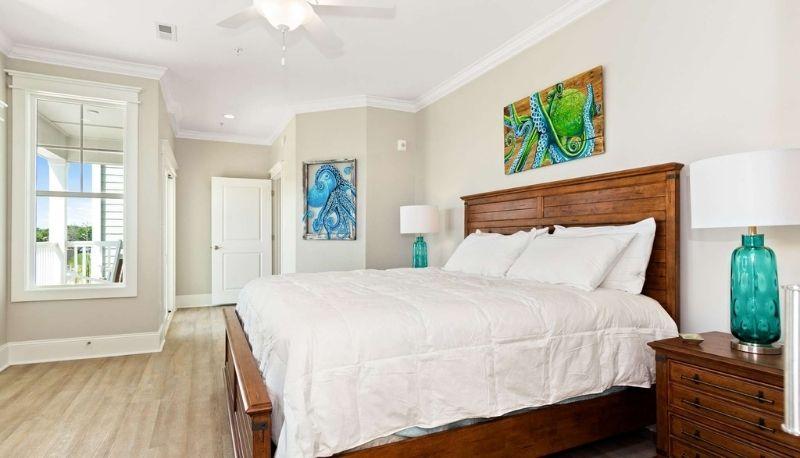 Village West G - Bedroom