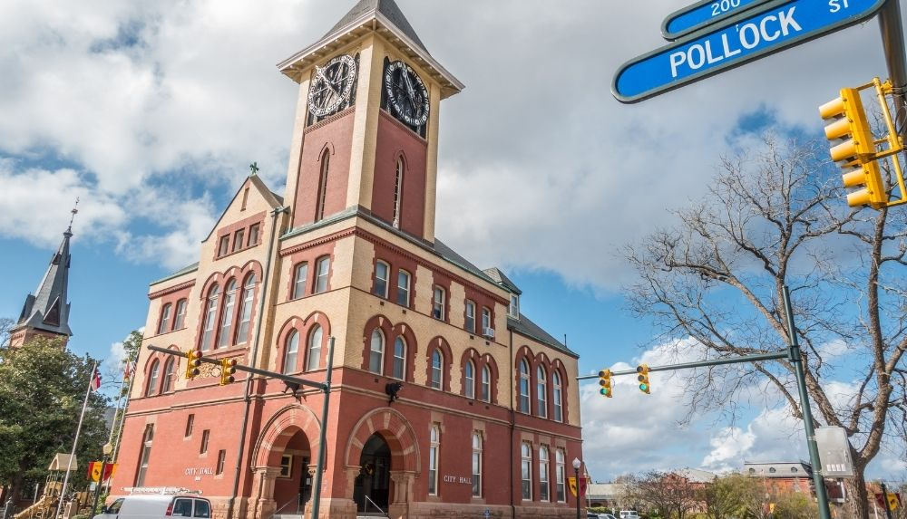Explore historic attractions in New Bern on your long stay vacation
