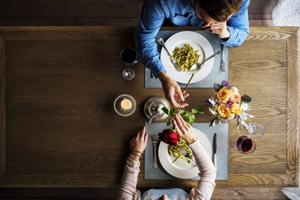 5 Ideas for Celebrating Your Anniversary - Dining