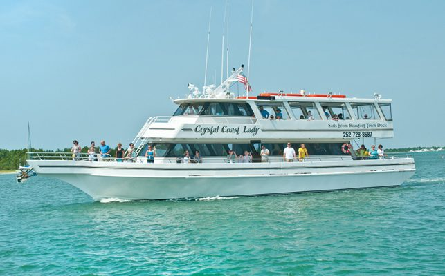 Summer Day Trip Ideas from Emerald Isle - Crystal Coast Lady Tours