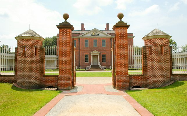 Summer Day Trip Ideas from Emerald Isle - Tryon Palace