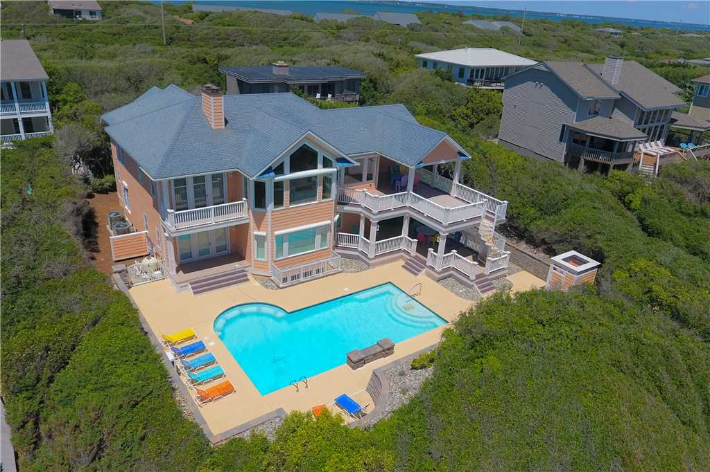 Beautiful Vacation Rentals on Bogue Sound with Private Pools