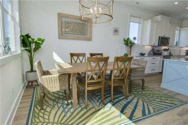 Featured Property - A Salt Life - Dining Room