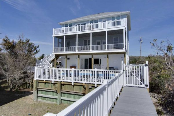 Featured Property - A Salt Life - Exterior