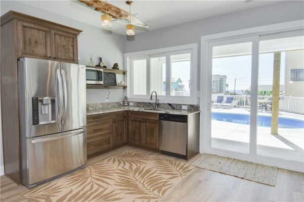 Featured Property - A Salt Life - Second Kitchen
