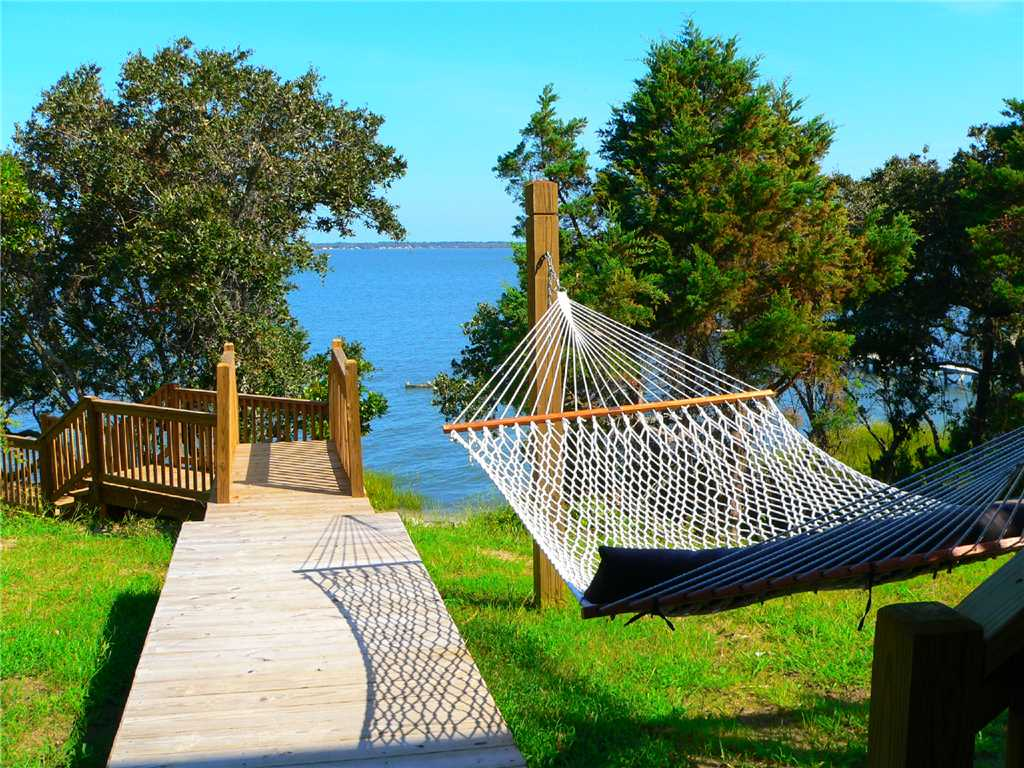 Summer Getaways on North Carolina's Crystal Coast - View of Bogue Sound NC