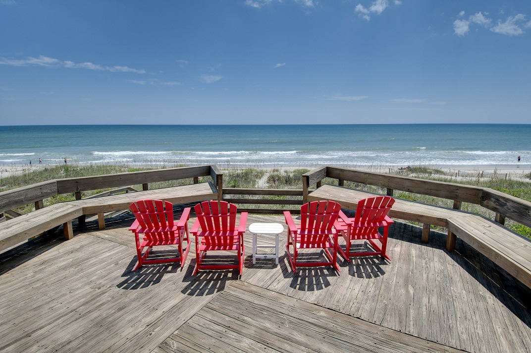 Emerald Isle Beach House Rentals on North Carolina's Crystal