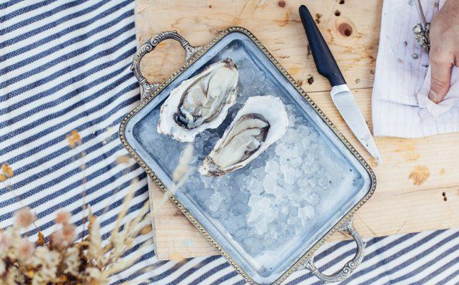 Best Picnic Spots on North Carolina's Crystal Coast-Seafood