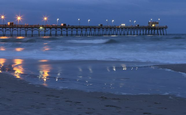 Best Things to Do at Night in Emerald Isle Beach Bogue Inlet
