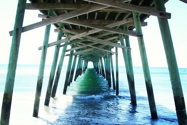 Bogue Inlet Pier - Emerald Isle NC