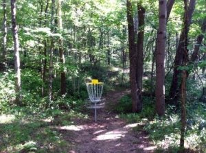 Emerald Isle Disc Golf Course