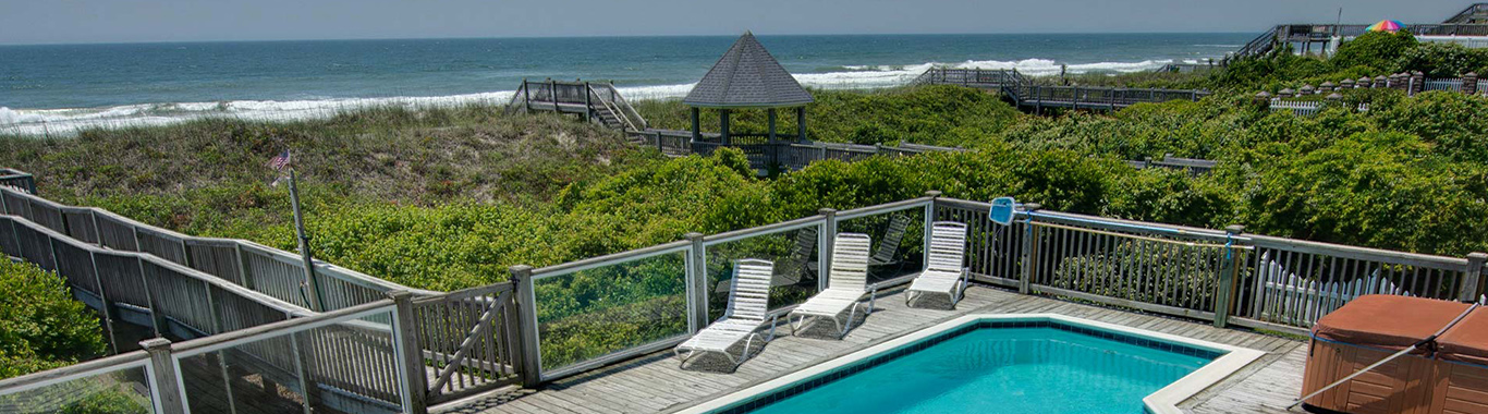 oceanfront real estate - north carolina's crystal coast