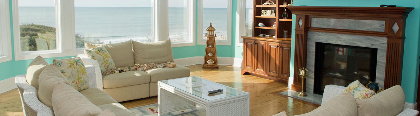 Outer Banks Beach Rentals with Elevators - Emerald Isle NC